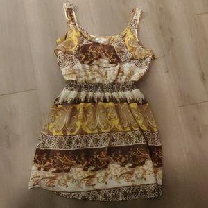 Poetry dress size L (misses)